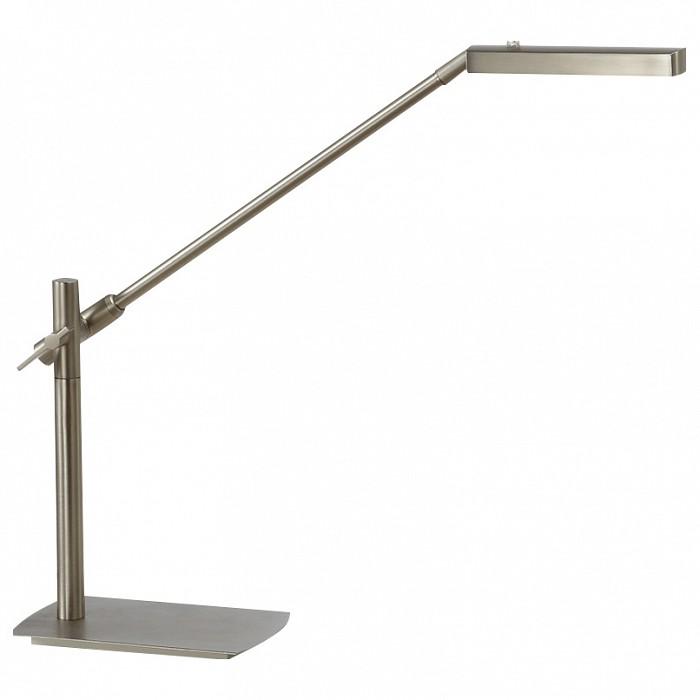 Настольная лампа MantraНстольные светильник для маникюра<br>Артикул - MN_4948,Бренд - Mantra (Испания),Коллекция - Phuket,Гарантия, месяцы - 24,Ширина, мм - 100,Высота, мм - 430,Выступ, мм - 470,Тип лампы - светодиодная [LED],Общее кол-во ламп - 1,Максимальная мощность лампы, Вт - 7,Цвет лампы - белый теплый,Лампы в комплекте - светодиодная [LED],Цвет плафонов и подвесок - хром,Тип поверхности плафонов - матовый,Материал плафонов и подвесок - металл,Цвет арматуры - хром,Тип поверхности арматуры - матовый,Материал арматуры - металл,Количество плафонов - 1,Наличие выключателя, диммера или пульта ДУ - выключатель,Компоненты, входящие в комплект - провод электропитания с вилкой без заземления,Цветовая температура, K - 3000 K,Световой поток, лм - 600,Экономичнее лампы накаливания - в 8.1 раза,Светоотдача, лм/Вт - 86,Класс электробезопасности - II,Напряжение питания, В - 220,Степень пылевлагозащиты, IP - 20,Диапазон рабочих температур - комнатная температура,Дополнительные параметры - поворотный светильник<br>