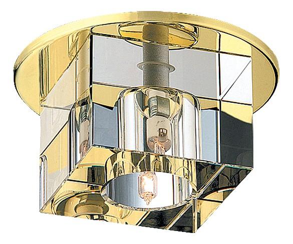 Фото Встраиваемый светильник Novotech Cubic 369382