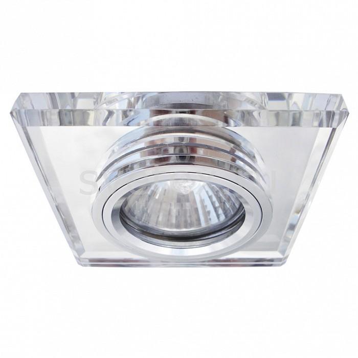 Фото Встраиваемый светильник Arte Lamp Cool Ice A5956PL-1CC