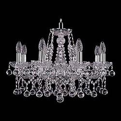 Подвесная люстра Bohemia Ivele CrystalБолее 6 ламп<br>Артикул - BI_1413_8_200_Ni_Balls,Бренд - Bohemia Ivele Crystal (Чехия),Коллекция - 1413,Гарантия, месяцы - 12,Высота, мм - 410,Диаметр, мм - 590,Размер упаковки, мм - 450x450x200,Тип лампы - компактная люминесцентная [КЛЛ] ИЛИнакаливания ИЛИсветодиодная [LED],Общее кол-во ламп - 8,Напряжение питания лампы, В - 220,Максимальная мощность лампы, Вт - 40,Лампы в комплекте - отсутствуют,Цвет плафонов и подвесок - неокрашенный,Тип поверхности плафонов - прозрачный,Материал плафонов и подвесок - хрусталь,Цвет арматуры - неокрашенный, никель,Тип поверхности арматуры - глянцевый, прозрачный,Материал арматуры - металл, стекло,Возможность подлючения диммера - можно, если установить лампу накаливания,Форма и тип колбы - свеча ИЛИ свеча на ветру,Тип цоколя лампы - E14,Класс электробезопасности - I,Общая мощность, Вт - 320,Степень пылевлагозащиты, IP - 20,Диапазон рабочих температур - комнатная температура,Дополнительные параметры - способ крепления светильника к потолку – на крюке, шарообразные подвески<br>