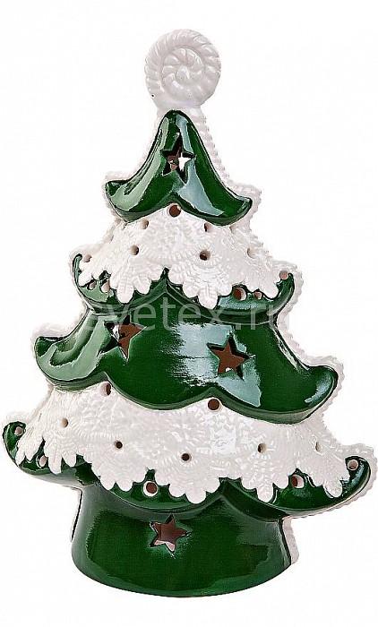 Ель световая Mister ChristmasАртикул - MC_SGL-35,Бренд - Mister Christmas (Россия),Коллекция - Ёлка,Высота, мм - 190,Высота - 19 см,Цвет - зеленый,Материал - керамика,Компоненты, входящие в комплект - свеча-таблетка, батарейки,Дополнительные параметры - подсвечник;новогодняя упаковка<br>
