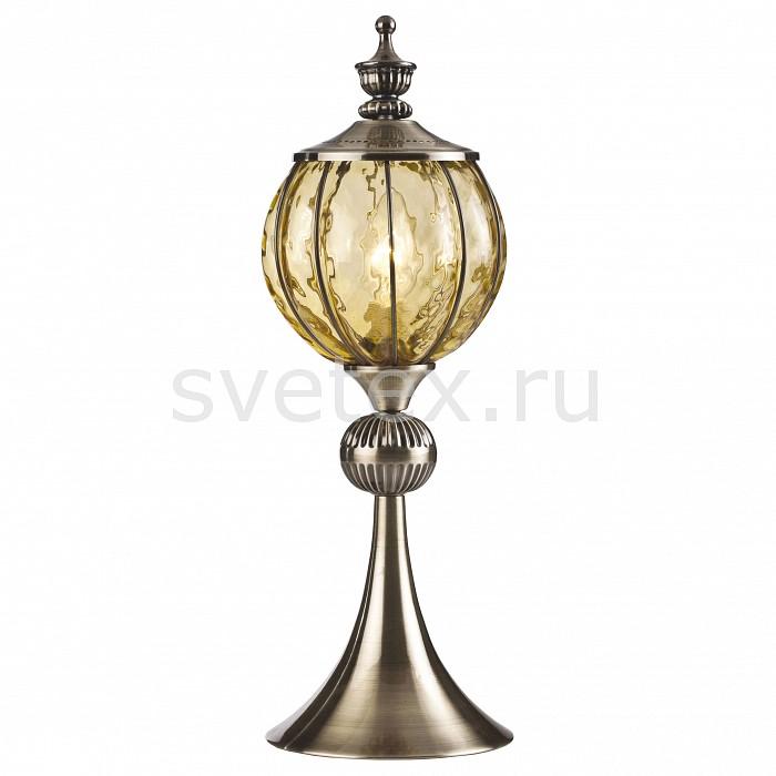 Фото Настольная лампа Arte Lamp Venezia A2114LT-1AB