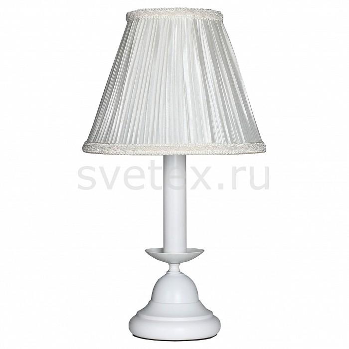 Фото Настольная лампа Аврора E14 220В 60Вт Корсо 10027-1N