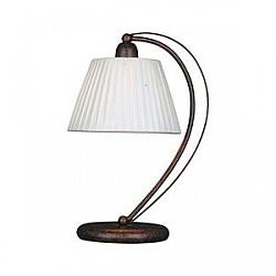 Настольная лампа декоративная Carmen A5013LT-1BG