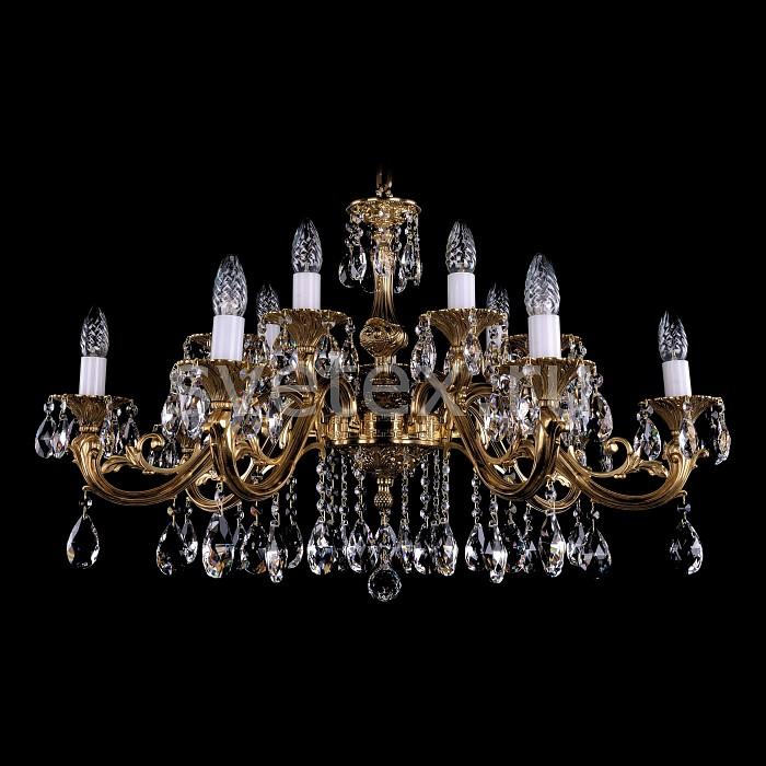 Фото Подвесная люстра Bohemia Ivele Crystal 1703 1703/14/320/A/G