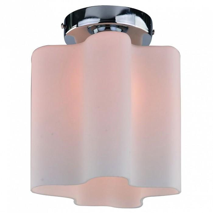 Накладной светильник Arte LampКруглые<br>Артикул - AR_A3479PL-1CC,Бренд - Arte Lamp (Италия),Коллекция - Serenata,Гарантия, месяцы - 24,Высота, мм - 250,Диаметр, мм - 200,Тип лампы - компактная люминесцентная [КЛЛ] ИЛИнакаливания ИЛИсветодиодная [LED],Общее кол-во ламп - 1,Напряжение питания лампы, В - 220,Максимальная мощность лампы, Вт - 40,Лампы в комплекте - отсутствуют,Цвет плафонов и подвесок - белый,Тип поверхности плафонов - матовый,Материал плафонов и подвесок - стекло,Цвет арматуры - хром,Тип поверхности арматуры - глянцевый,Материал арматуры - металл,Количество плафонов - 1,Возможность подлючения диммера - можно, если установить лампу накаливания,Тип цоколя лампы - E27,Класс электробезопасности - I,Степень пылевлагозащиты, IP - 20,Диапазон рабочих температур - комнатная температура,Дополнительные параметры - способ крепления светильника к потолку - на монтажной пластине<br>
