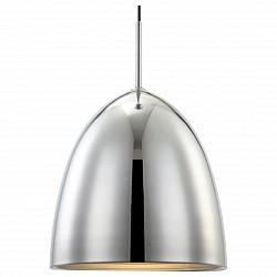 Подвесной светильник GloboСветодиодные<br>Артикул - GB_15131,Бренд - Globo (Австрия),Коллекция - Jackson,Гарантия, месяцы - 24,Высота, мм - 1320,Диаметр, мм - 250,Размер упаковки, мм - 300x300x320,Тип лампы - компактная люминесцентная [КЛЛ] ИЛИнакаливания ИЛИсветодиодная [LED],Общее кол-во ламп - 1,Напряжение питания лампы, В - 220,Максимальная мощность лампы, Вт - 60,Лампы в комплекте - отсутствуют,Цвет плафонов и подвесок - хром,Тип поверхности плафонов - глянцевый,Материал плафонов и подвесок - металл,Цвет арматуры - хром,Тип поверхности арматуры - глянцевый,Материал арматуры - металл,Возможность подлючения диммера - можно, если установить лампу накаливания,Тип цоколя лампы - E27,Класс электробезопасности - I,Степень пылевлагозащиты, IP - 20,Диапазон рабочих температур - комнатная температура,Дополнительные параметры - способ крепления светильника к потолку - на крюке<br>