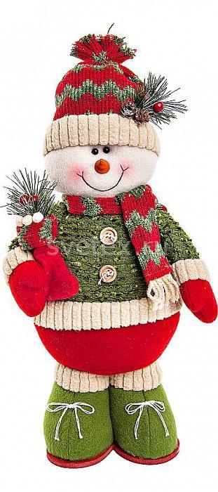 Фото Снеговик Mister Christmas x 37 см Снеговик