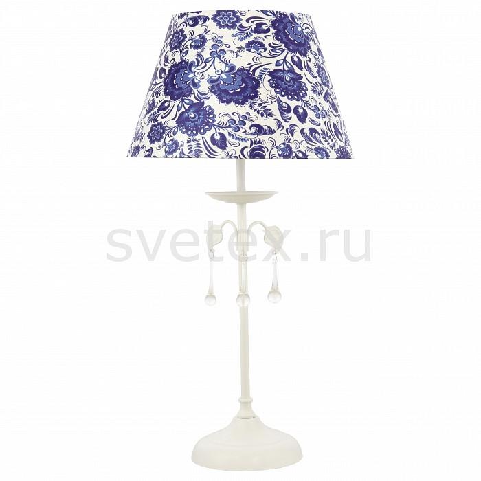Фото Настольная лампа Arte Lamp E27 220В 40Вт Moscow A6106LT-1WH
