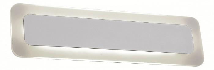 Накладной светильник Kink LightСветодиодные<br>Артикул - KL_08139,Бренд - Kink Light (Китай),Коллекция - Оретон,Гарантия, месяцы - 24,Длина, мм - 450,Ширина, мм - 120,Выступ, мм - 60,Размер упаковки, мм - 350x120x250,Тип лампы - светодиодная [LED],Общее кол-во ламп - 1,Максимальная мощность лампы, Вт - 20,Цвет лампы - белый,Лампы в комплекте - светодиодная [LED],Цвет плафонов и подвесок - белый,Тип поверхности плафонов - матовый,Материал плафонов и подвесок - акрил,Цвет арматуры - белый,Тип поверхности арматуры - матовый,Материал арматуры - металл,Количество плафонов - 1,Наличие выключателя, диммера или пульта ДУ - выключатель,Возможность подлючения диммера - нельзя,Цветовая температура, K - 4000 K,Световой поток, лм - 1900,Экономичнее лампы накаливания - в 7 раза,Светоотдача, лм/Вт - 95,Класс электробезопасности - I,Напряжение питания, В - 220,Степень пылевлагозащиты, IP - 20,Диапазон рабочих температур - комнатная температура,Дополнительные параметры - светильник предназначен для использования со скрытой проводкой<br>