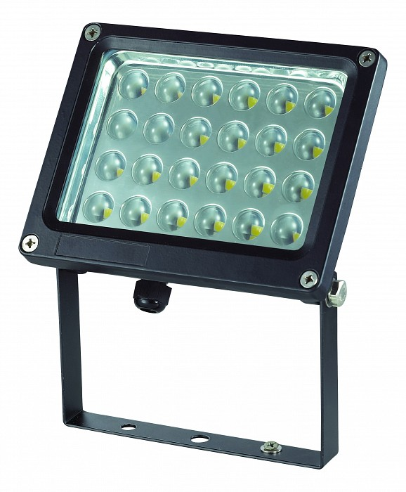 Настенно-наземный прожектор NovotechНастенно-наземные<br>Артикул - NV_357190,Бренд - Novotech (Венгрия),Коллекция - Armin,Гарантия, месяцы - 24,Время изготовления, дней - 1,Длина, мм - 230,Ширина, мм - 82,Выступ, мм - 185,Тип лампы - светодиодная [LED],Общее кол-во ламп - 24,Напряжение питания лампы, В - 220,Максимальная мощность лампы, Вт - 1,Цвет лампы - белый,Лампы в комплекте - светодиодные [LED],Цвет плафонов и подвесок - неокрашенный,Тип поверхности плафонов - прозрачный,Материал плафонов и подвесок - стекло,Цвет арматуры - черный,Тип поверхности арматуры - матовый,Материал арматуры - алюминий,Количество плафонов - 1,Компоненты, входящие в комплект - алюминиевый рефлектор,Цветовая температура, K - 4000 K,Световой поток, лм - 1900,Экономичнее лампы накаливания - в 5.8 раза,Светоотдача, лм/Вт - 79,Класс электробезопасности - II,Общая мощность, Вт - 24,Степень пылевлагозащиты, IP - 65,Диапазон рабочих температур - от -40^C до +40^C,Дополнительные параметры - поворотный светильник, угол рассеивания 90^C, рассеиватель из закаленного стекла<br>