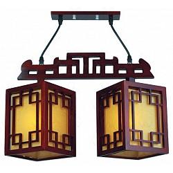 Подвесной светильник MW-LightДеревянные<br>Артикул - MW_339015102,Бренд - MW-Light (Германия),Коллекция - Восток 7,Гарантия, месяцы - 24,Время изготовления, дней - 1,Высота, мм - 1050,Тип лампы - компактная люминесцентная [КЛЛ] ИЛИсветодиодная [LED],Общее кол-во ламп - 2,Напряжение питания лампы, В - 220,Максимальная мощность лампы, Вт - 9,Лампы в комплекте - отсутствуют,Цвет плафонов и подвесок - желтый, коричневый,Тип поверхности плафонов - матовый,Материал плафонов и подвесок - акрил, дерево,Цвет арматуры - коричневый,Тип поверхности арматуры - матовый,Материал арматуры - МДФ,Возможность подлючения диммера - нельзя,Тип цоколя лампы - E27,Класс электробезопасности - I,Общая мощность, Вт - 120,Степень пылевлагозащиты, IP - 20,Диапазон рабочих температур - комнатная температура<br>