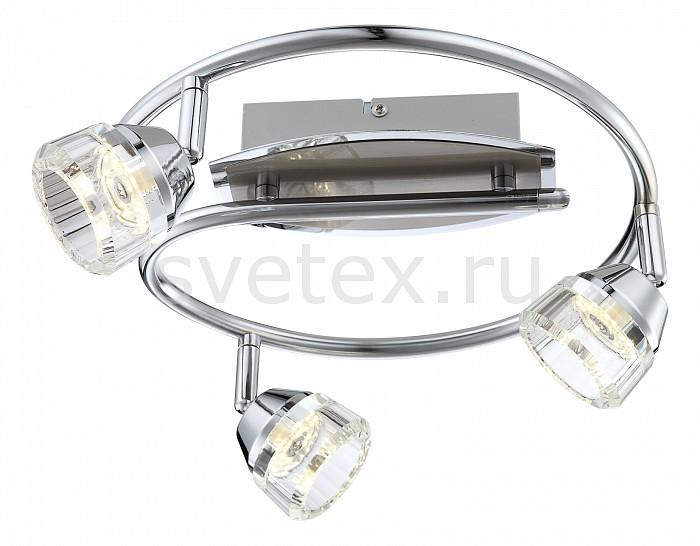Спот GloboСпоты<br>Артикул - GB_56179-3,Бренд - Globo (Австрия),Коллекция - Lilija,Гарантия, месяцы - 24,Выступ, мм - 160,Диаметр, мм - 300,Тип лампы - светодиодная [LED],Общее кол-во ламп - 3,Напряжение питания лампы, В - 24,Максимальная мощность лампы, Вт - 5,Цвет лампы - белый,Лампы в комплекте - светодиодные [LED],Цвет плафонов и подвесок - неокрашенный,Тип поверхности плафонов - прозрачный,Материал плафонов и подвесок - стекло,Цвет арматуры - никель, хром,Тип поверхности арматуры - глянцевый,Материал арматуры - металл,Количество плафонов - 3,Возможность подлючения диммера - нельзя,Компоненты, входящие в комплект - блок питания 24 В,Цветовая температура, K - 4200 K,Световой поток, лм - 1200,Экономичнее лампы накаливания - в 6 раз,Светоотдача, лм/Вт - 80,Класс электробезопасности - I,Напряжение питания, В - 220,Общая мощность, Вт - 15,Степень пылевлагозащиты, IP - 20,Диапазон рабочих температур - комнатная температура,Дополнительные параметры - поворотный светильник<br>