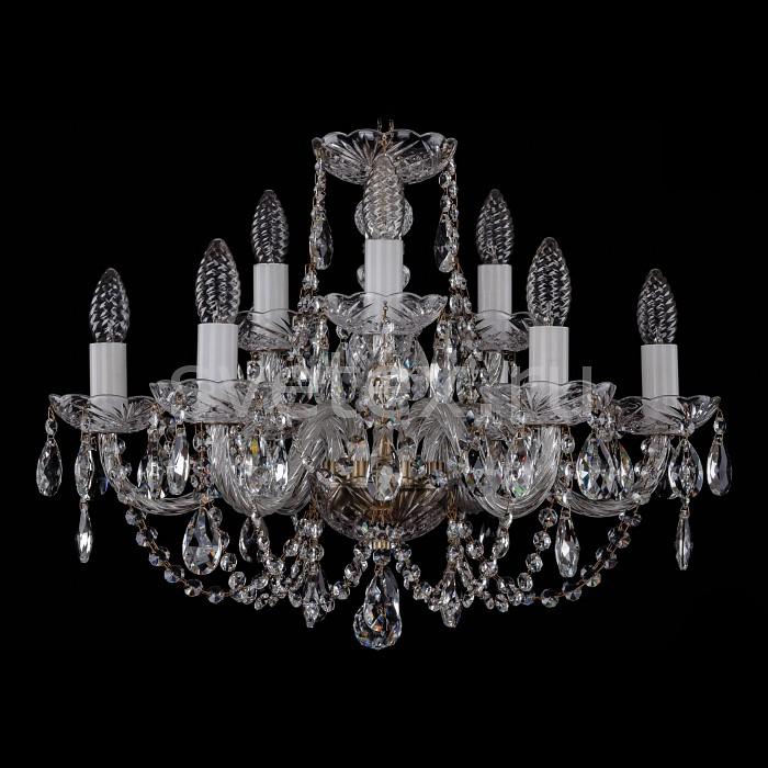 Фото Подвесная люстра Bohemia Ivele Crystal 1406 1406/6_3/195/Pa