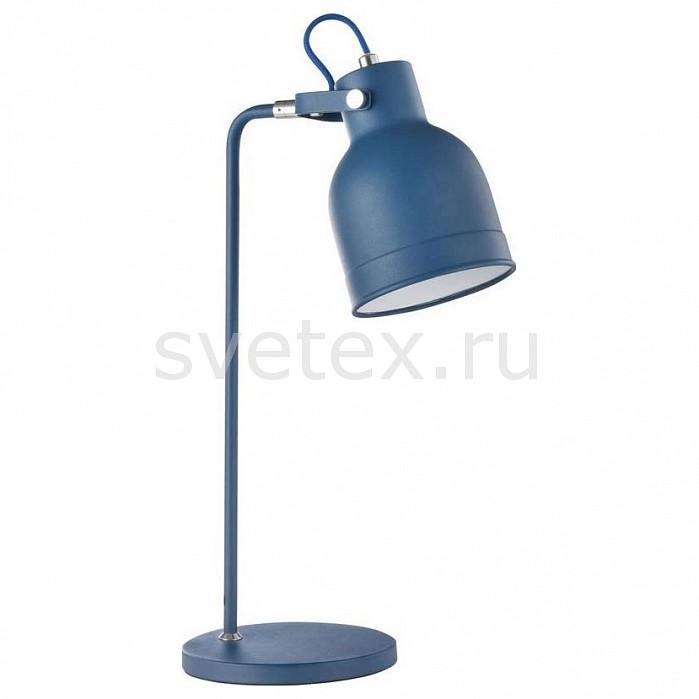 Настольная лампа MaytoniТочечные светильники<br>Артикул - MY_MOD148-01-L,Бренд - Maytoni (Германия),Коллекция - Pixar,Гарантия, месяцы - 24,Ширина, мм - 180,Высота, мм - 505,Выступ, мм - 300,Размер упаковки, мм - 220x175x520,Тип лампы - компактная люминесцентная [КЛЛ] ИЛИнакаливания ИЛИсветодиодная [LED],Общее кол-во ламп - 1,Напряжение питания лампы, В - 220,Максимальная мощность лампы, Вт - 40,Лампы в комплекте - отсутствуют,Цвет плафонов и подвесок - синий,Тип поверхности плафонов - матовый,Материал плафонов и подвесок - металл,Цвет арматуры - синий,Тип поверхности арматуры - матовый,Материал арматуры - металл,Количество плафонов - 1,Наличие выключателя, диммера или пульта ДУ - выключатель,Компоненты, входящие в комплект - провод электропитания с вилкой без заземления,Тип цоколя лампы - E27,Класс электробезопасности - II,Степень пылевлагозащиты, IP - 20,Диапазон рабочих температур - комнатная температура,Дополнительные параметры - поворотный светильник<br>
