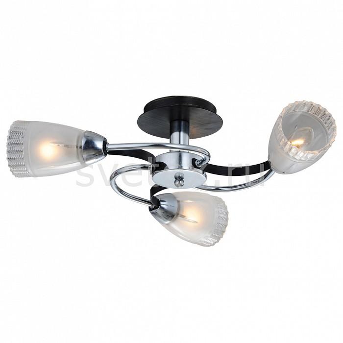 Люстра на штанге IDLampЛюстры<br>Артикул - ID_865_3PF-darkchrome,Бренд - IDLamp (Италия),Коллекция - 865,Гарантия, месяцы - 24,Время изготовления, дней - 1,Высота, мм - 150,Диаметр, мм - 540,Тип лампы - компактная люминесцентная [КЛЛ] ИЛИнакаливания ИЛИсветодиодная [LED],Общее кол-во ламп - 3,Напряжение питания лампы, В - 220,Максимальная мощность лампы, Вт - 60,Лампы в комплекте - отсутствуют,Цвет плафонов и подвесок - неокрашенный,Тип поверхности плафонов - матовый, рельефный,Материал плафонов и подвесок - стекло,Цвет арматуры - хром, черный,Тип поверхности арматуры - глянцевый,Материал арматуры - металл,Количество плафонов - 3,Возможность подлючения диммера - можно, если установить лампу накаливания,Тип цоколя лампы - E14,Класс электробезопасности - I,Общая мощность, Вт - 180,Степень пылевлагозащиты, IP - 20,Диапазон рабочих температур - комнатная температура,Дополнительные параметры - способ крепления светильника к потолку — на монтажной пластине, если Вам нужно повесить светильник на крюк, укажите это в комментарии к заказу, - мы положим в подарок пластину с ушком для крюка<br>