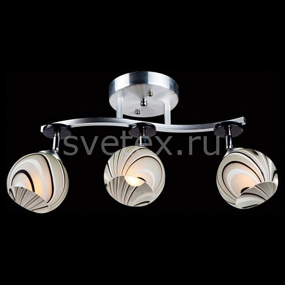 Фото Светильник на штанге Eurosvet 9643 9643/3 алюминий/белый