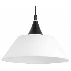 Подвесной светильник TopLightДля кухни<br>Артикул - TPL_TL4430D-01BL,Бренд - TopLight (Россия),Коллекция - Mabel,Гарантия, месяцы - 24,Высота, мм - 1110,Диаметр, мм - 270,Тип лампы - компактная люминесцентная [КЛЛ] ИЛИнакаливания ИЛИсветодиодная [LED],Общее кол-во ламп - 1,Напряжение питания лампы, В - 220,Максимальная мощность лампы, Вт - 60,Лампы в комплекте - отсутствуют,Цвет плафонов и подвесок - белый,Тип поверхности плафонов - матовый,Материал плафонов и подвесок - стекло,Цвет арматуры - черный,Тип поверхности арматуры - матовый,Материал арматуры - металл,Возможность подлючения диммера - можно, если установить лампу накаливания,Тип цоколя лампы - E27,Класс электробезопасности - I,Степень пылевлагозащиты, IP - 20,Диапазон рабочих температур - комнатная температура,Дополнительные параметры - способ крепления светильника к потолку - на монтажной пластине, регулируется по высоте<br>