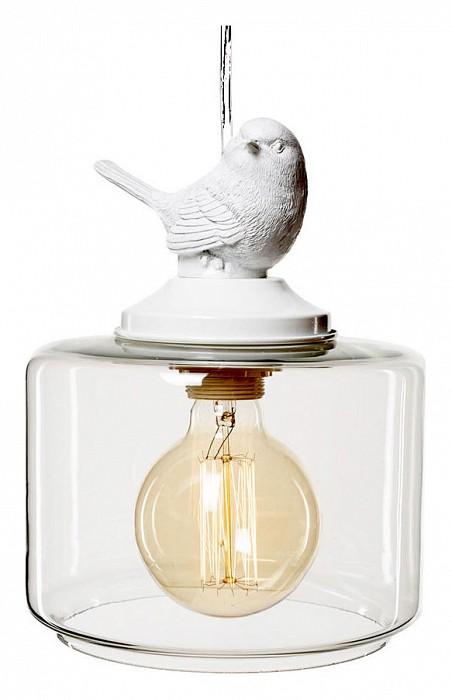 Подвесной светильник Loft itСветодиодные<br>Артикул - LF_LOFT1806,Бренд - Loft it (Испания),Коллекция - 1806,Гарантия, месяцы - 24,Высота, мм - 260,Диаметр, мм - 200,Тип лампы - компактная люминесцентная [КЛЛ] ИЛИнакаливания ИЛИсветодиодная [LED],Общее кол-во ламп - 1,Напряжение питания лампы, В - 220,Максимальная мощность лампы, Вт - 40,Лампы в комплекте - отсутствуют,Цвет плафонов и подвесок - неокрашенный,Тип поверхности плафонов - прозрачный,Материал плафонов и подвесок - стекло,Цвет арматуры - белый,Тип поверхности арматуры - матовый,Материал арматуры - металл,Количество плафонов - 1,Возможность подлючения диммера - можно, если установить лампу накаливания,Тип цоколя лампы - E27,Класс электробезопасности - I,Степень пылевлагозащиты, IP - 20,Диапазон рабочих температур - комнатная температура,Дополнительные параметры - способ крепления светильника к потолку - на монтажной пластине, указана высота светильника без подвеса<br>