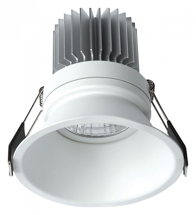 Встраиваемый светильник MantraПотолочные светильники<br>Артикул - MN_C0072,Бренд - Mantra (Испания),Коллекция - Formentera,Гарантия, месяцы - 24,Глубина, мм - 112,Диаметр, мм - 82,Тип лампы - светодиодная [LED],Общее кол-во ламп - 1,Максимальная мощность лампы, Вт - 7,Цвет лампы - белый,Лампы в комплекте - светодиодная [LED],Цвет арматуры - белый,Тип поверхности арматуры - матовый,Материал арматуры - дюралюминий,Цветовая температура, K - 4000 K,Световой поток, лм - 630,Экономичнее лампы накаливания - в 8.4 раза,Светоотдача, лм/Вт - 90,Класс электробезопасности - II,Напряжение питания, В - 220,Степень пылевлагозащиты, IP - 20,Диапазон рабочих температур - комнатная температура<br>
