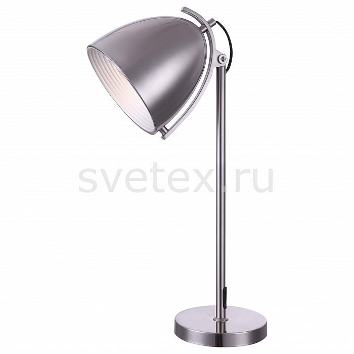 Фото Настольная лампа Globo E27 220В 60Вт Jackson 15130T
