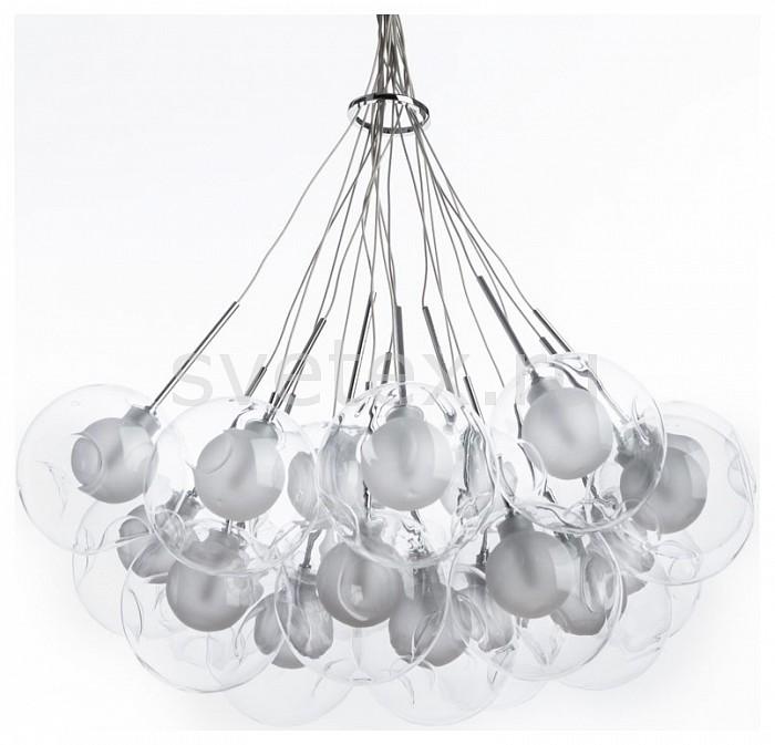 Подвесная люстра DivinareСветодиодные<br>Артикул - DV_7720_02_SP-19,Бренд - Divinare (Италия),Коллекция - Grappolo,Гарантия, месяцы - 24,Высота, мм - 150-1200,Диаметр, мм - 620,Тип лампы - светодиодная [LED],Общее кол-во ламп - 19,Напряжение питания лампы, В - 12,Максимальная мощность лампы, Вт - 1.5,Цвет лампы - белый,Лампы в комплекте - светодиодные [LED] G4,Цвет плафонов и подвесок - неокрашенный,Тип поверхности плафонов - прозрачный,Материал плафонов и подвесок - стекло,Цвет арматуры - хром,Тип поверхности арматуры - глянцевый,Материал арматуры - металл,Количество плафонов - 19,Возможность подлючения диммера - нельзя,Компоненты, входящие в комплект - трансформатор 12В,Форма и тип колбы - пальчиковая,Тип цоколя лампы - G4,Цветовая температура, K - 4000 K,Световой поток, лм - 1995,Экономичнее лампы накаливания - в 11, 3 раза,Светоотдача, лм/Вт - 70,Ресурс лампы - 25 тыс. часов,Класс электробезопасности - I,Напряжение питания, В - 220,Общая мощность, Вт - 28,Степень пылевлагозащиты, IP - 20,Диапазон рабочих температур - комнатная температура,Дополнительные параметры - способ крепления светильника к потолку - на монтажной пластине, регулируется по высоте<br>