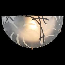 Накладной светильник EurosvetСветодиодные<br>Артикул - EV_76396,Бренд - Eurosvet (Китай),Коллекция - Мелани,Гарантия, месяцы - 24,Высота, мм - 250,Тип лампы - компактная люминесцентная [КЛЛ] ИЛИнакаливания ИЛИсветодиодная [LED],Общее кол-во ламп - 1,Напряжение питания лампы, В - 220,Максимальная мощность лампы, Вт - 60,Лампы в комплекте - отсутствуют,Цвет плафонов и подвесок - белый с рисунком,Тип поверхности плафонов - матовый,Материал плафонов и подвесок - стекло,Цвет арматуры - хром,Тип поверхности арматуры - глянцевый,Материал арматуры - металл,Возможность подлючения диммера - можно, если установить лампу накаливания,Тип цоколя лампы - E27,Класс электробезопасности - I,Степень пылевлагозащиты, IP - 20,Диапазон рабочих температур - комнатная температура,Дополнительные параметры - способ крепления светильника к стене - на монтажной пластине, светильник предназначен для использования со скрытой проводкой<br>