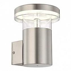 Светильник на штанге GloboСветильники на штанге<br>Артикул - GB_34145,Бренд - Globo (Австрия),Коллекция - Sergio,Гарантия, месяцы - 24,Время изготовления, дней - 1,Высота, мм - 157,Тип лампы - светодиодная [LED],Общее кол-во ламп - 30,Напряжение питания лампы, В - 3.6,Максимальная мощность лампы, Вт - 0.2,Лампы в комплекте - светодиодные [LED],Цвет плафонов и подвесок - неокрашенный,Тип поверхности плафонов - прозрачный,Материал плафонов и подвесок - полимер,Цвет арматуры - серый,Тип поверхности арматуры - глянцевый,Материал арматуры - нержавеющая сталь,Класс электробезопасности - I,Общая мощность, Вт - 6,Степень пылевлагозащиты, IP - 44,Диапазон рабочих температур - от -40^C до +40^C<br>