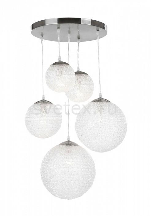 Подвесной светильник GloboСветодиодные<br>Артикул - GB_1581-5,Бренд - Globo (Австрия),Коллекция - Balla,Гарантия, месяцы - 24,Время изготовления, дней - 1,Высота, мм - 800,Диаметр, мм - 450,Размер упаковки, мм - 355x350x350,Тип лампы - компактная люминесцентная [КЛЛ] ИЛИнакаливания ИЛИсветодиодная [LED],Общее кол-во ламп - 5,Напряжение питания лампы, В - 220,Максимальная мощность лампы, Вт - 60,Лампы в комплекте - отсутствуют,Цвет плафонов и подвесок - молочный,Тип поверхности плафонов - матовый,Материал плафонов и подвесок - стекло,Цвет арматуры - никель,Тип поверхности арматуры - матовый,Материал арматуры - металл,Количество плафонов - 5,Возможность подлючения диммера - можно, если установить лампу накаливания,Тип цоколя лампы - E27,Класс электробезопасности - I,Общая мощность, Вт - 300,Степень пылевлагозащиты, IP - 20,Диапазон рабочих температур - комнатная температура,Дополнительные параметры - диаметры плафонов:150 мм — 2 штуки, 200 мм - 1 штука, 250 мм - 1 штука, 300 мм - 1 штука<br>