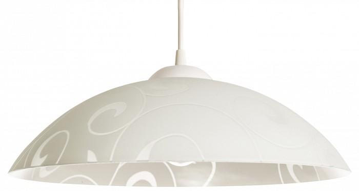 Подвесной светильник Arte LampДля кухни<br>Артикул - AR_A3320SP-1WH,Бренд - Arte Lamp (Италия),Коллекция - Cucina,Гарантия, месяцы - 24,Время изготовления, дней - 1,Высота, мм - 130-760,Диаметр, мм - 360,Тип лампы - компактная люминесцентная [КЛЛ] ИЛИнакаливания ИЛИсветодиодная [LED],Общее кол-во ламп - 1,Напряжение питания лампы, В - 220,Максимальная мощность лампы, Вт - 60,Лампы в комплекте - отсутствуют,Цвет плафонов и подвесок - белый с неокрашенным рисунком,Тип поверхности плафонов - матовый,Материал плафонов и подвесок - стекло,Цвет арматуры - белый,Тип поверхности арматуры - глянцевый,Материал арматуры - полимер,Количество плафонов - 1,Возможность подлючения диммера - можно, если установить лампу накаливания,Тип цоколя лампы - E27,Класс электробезопасности - I,Степень пылевлагозащиты, IP - 20,Диапазон рабочих температур - комнатная температура,Дополнительные параметры - способ крепления светильника к потолку – на крюке<br>
