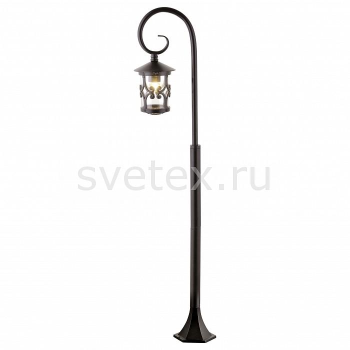 Фото Наземный высокий светильник Arte Lamp Persia 1 A1456PA-1BK