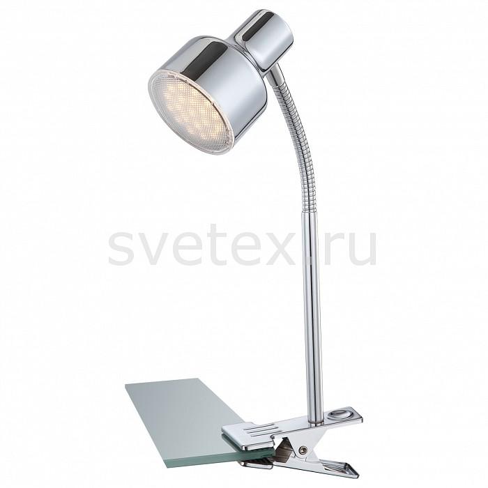 Фото Настольная лампа Globo 126В 4Вт 3000 K Rois 56213-1K