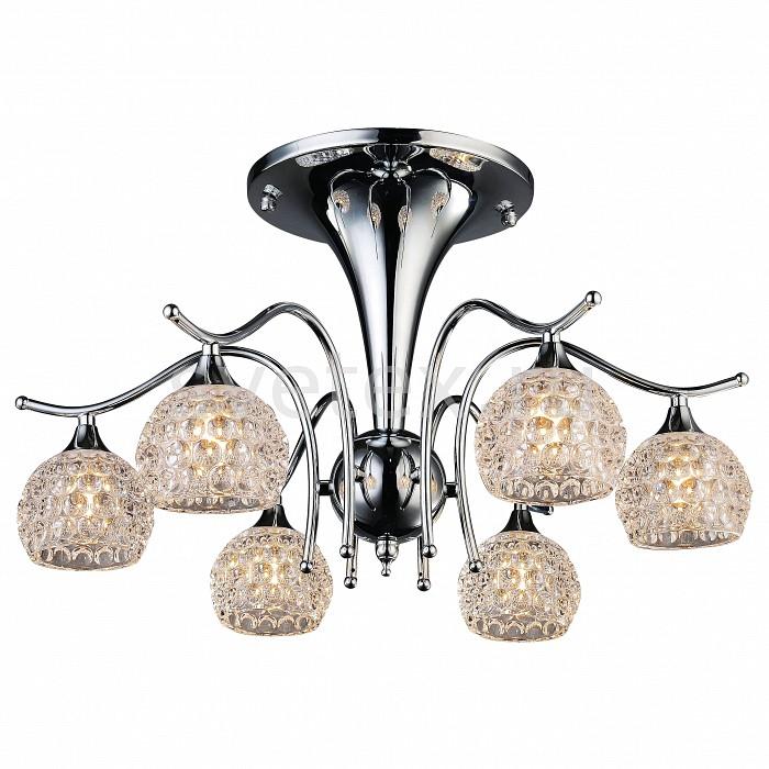 Люстра на штанге LussoleСветодиодные<br>Артикул - LSP-0145,Бренд - Lussole (Италия),Коллекция - 145,Гарантия, месяцы - 24,Высота, мм - 400,Диаметр, мм - 550,Тип лампы - галогеновая ИЛИсветодиодная [LED],Общее кол-во ламп - 6,Напряжение питания лампы, В - 220,Максимальная мощность лампы, Вт - 40,Лампы в комплекте - отсутствуют,Цвет плафонов и подвесок - неокрашенный,Тип поверхности плафонов - прозрачный, рельефный,Материал плафонов и подвесок - стекло,Цвет арматуры - хром,Тип поверхности арматуры - глянцевый,Материал арматуры - металл,Количество плафонов - 6,Возможность подлючения диммера - можно, если установить галогеновую лампу,Тип цоколя лампы - G9,Класс электробезопасности - I,Общая мощность, Вт - 240,Степень пылевлагозащиты, IP - 20,Диапазон рабочих температур - комнатная температура,Дополнительные параметры - способ крепления светильника к потолку – на монтажной пластине<br>