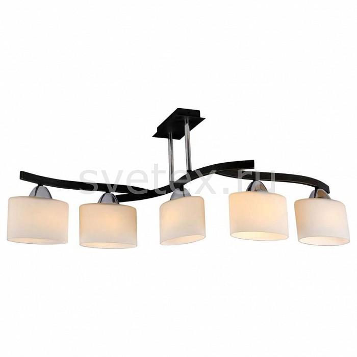 Люстра на штанге SilverLightСветильники для КУХНИ<br>Артикул - SL_234.59.5,Бренд - SilverLight (Франция),Коллекция - Astoria,Гарантия, месяцы - 24,Длина, мм - 740,Высота, мм - 320,Тип лампы - компактная люминесцентная [КЛЛ] ИЛИнакаливания ИЛИсветодиодная [LED],Общее кол-во ламп - 5,Напряжение питания лампы, В - 220,Максимальная мощность лампы, Вт - 60,Лампы в комплекте - отсутствуют,Цвет плафонов и подвесок - белый,Тип поверхности плафонов - матовый,Материал плафонов и подвесок - стекло,Цвет арматуры - венге, хром,Тип поверхности арматуры - глянцевый, матовый,Материал арматуры - металл,Количество плафонов - 5,Возможность подлючения диммера - можно, если установить лампу накаливания,Тип цоколя лампы - E14,Класс электробезопасности - I,Общая мощность, Вт - 300,Степень пылевлагозащиты, IP - 20,Диапазон рабочих температур - комнатная температура,Дополнительные параметры - способ крепления светильника на потолке - на монтажной пластине<br>