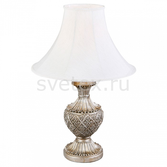 Фото Настольная лампа Chiaro E27 220В 60Вт Версаче 3 254031101