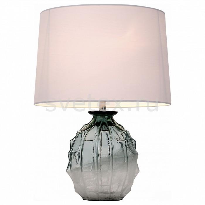 Настольная лампа декоративная ST-Luceприкроватные светильники для спальни купить<br>Артикул - SL972.804.01,Бренд - ST-Luce (Китай),Коллекция - Ampolla,Гарантия, месяцы - 24,Высота, мм - 500,Диаметр, мм - 360,Размер упаковки, мм - 450x430x430,Тип лампы - компактная люминесцентная [КЛЛ] ИЛИнакаливания ИЛИсветодиодная [LED],Общее кол-во ламп - 1,Напряжение питания лампы, В - 220,Максимальная мощность лампы, Вт - 60,Лампы в комплекте - отсутствуют,Цвет плафонов и подвесок - белый,Тип поверхности плафонов - матовый,Материал плафонов и подвесок - текстиль,Цвет арматуры - изумрудно-серебристый, хром,Тип поверхности арматуры - глянцевый, прозрачный,Материал арматуры - металл, стекло,Количество плафонов - 1,Наличие выключателя, диммера или пульта ДУ - выключатель на проводе,Компоненты, входящие в комплект - провод электропитания с вилкой без заземления,Тип цоколя лампы - E27,Класс электробезопасности - II,Степень пылевлагозащиты, IP - 20,Диапазон рабочих температур - комнатная температура<br>
