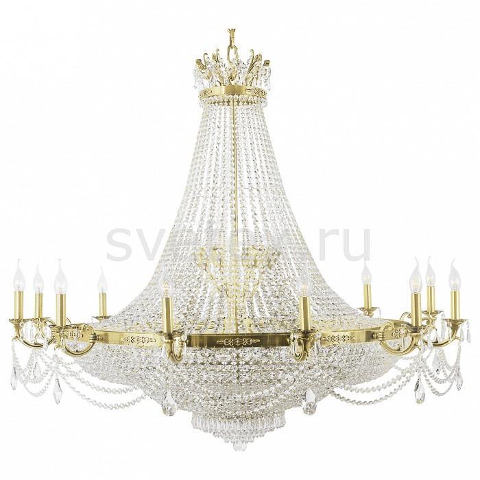 Подвесная люстра Dio D'ArteБолее 6 ламп<br>Артикул - DDA_Lodi_E_1.7.12.400_G,Бренд - Dio D'Arte (Италия),Коллекция - Lodi,Гарантия, месяцы - 24,Высота, мм - 1360,Диаметр, мм - 1300,Тип лампы - компактная люминесцентная [КЛЛ] ИЛИнакаливания ИЛИсветодиодная  [LED],Общее кол-во ламп - 18,Напряжение питания лампы, В - 220,Максимальная мощность лампы, Вт - 40,Лампы в комплекте - отсутствуют,Цвет плафонов и подвесок - неокрашенный,Тип поверхности плафонов - прозрачный,Материал плафонов и подвесок - хрусталь Swarovski Elements,Цвет арматуры - золото,Тип поверхности арматуры - глянцевый,Материал арматуры - металл,Возможность подлючения диммера - можно, если установить лампу накаливания,Форма и тип колбы - свеча ИЛИ свеча на ветру,Тип цоколя лампы - E14,Класс электробезопасности - I,Общая мощность, Вт - 720,Степень пылевлагозащиты, IP - 20,Диапазон рабочих температур - комнатная температура,Дополнительные параметры - способ крепления светильника к потолку - на крюке, указана высота светильника без подвеса<br>