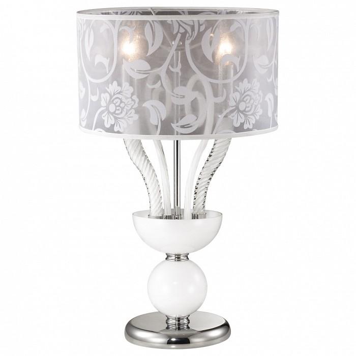 Фото Настольная лампа Odeon Light E14 220В 40Вт Danli 2536/2T
