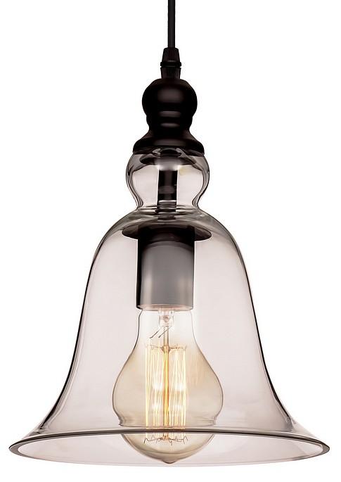 Подвесной светильник Loft itСветодиодные<br>Артикул - LF_LOFT1812,Бренд - Loft it (Испания),Коллекция - 1812,Гарантия, месяцы - 24,Высота, мм - 1500,Диаметр, мм - 200,Тип лампы - компактная люминесцентная [КЛЛ] ИЛИнакаливания ИЛИсветодиодная [LED],Общее кол-во ламп - 1,Напряжение питания лампы, В - 220,Максимальная мощность лампы, Вт - 60,Лампы в комплекте - отсутствуют,Цвет плафонов и подвесок - неокрашенный,Тип поверхности плафонов - прозрачный,Материал плафонов и подвесок - стекло,Цвет арматуры - черный,Тип поверхности арматуры - матовый,Материал арматуры - металл,Количество плафонов - 1,Возможность подлючения диммера - можно, если установить лампу накаливания,Тип цоколя лампы - E27,Класс электробезопасности - I,Степень пылевлагозащиты, IP - 20,Диапазон рабочих температур - комнатная температура,Дополнительные параметры - способ крепления светильника к потолку – на монтажной пластине<br>