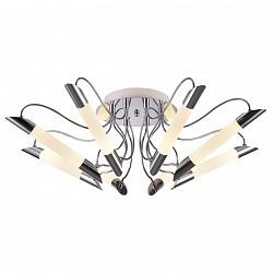Потолочная люстра IDLampПолимерные плафоны<br>Артикул - ID_401_8PF-LEDChrome,Бренд - IDLamp (Италия),Коллекция - 401,Гарантия, месяцы - 24,Высота, мм - 270,Диаметр, мм - 800,Тип лампы - светодиодная [LED],Общее кол-во ламп - 8,Напряжение питания лампы, В - 220,Максимальная мощность лампы, Вт - 6,Лампы в комплекте - светодиодные [LED],Цвет плафонов и подвесок - белый,Тип поверхности плафонов - матовый,Материал плафонов и подвесок - акрил,Цвет арматуры - хром,Тип поверхности арматуры - глянцевый,Материал арматуры - металл,Возможность подлючения диммера - нельзя,Класс электробезопасности - I,Общая мощность, Вт - 48,Степень пылевлагозащиты, IP - 20,Диапазон рабочих температур - комнатная температура<br>