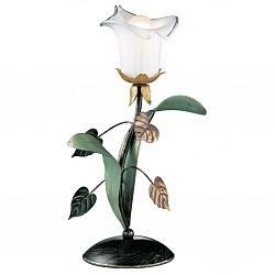 Настольная лампа Odeon LightСтеклянный плафон<br>Артикул - OD_2052_1T,Бренд - Odeon Light (Италия),Коллекция - Tale,Гарантия, месяцы - 24,Время изготовления, дней - 1,Высота, мм - 450,Тип лампы - компактная люминесцентная [КЛЛ] ИЛИнакаливания ИЛИсветодиодная [LED],Общее кол-во ламп - 1,Напряжение питания лампы, В - 220,Максимальная мощность лампы, Вт - 60,Лампы в комплекте - отсутствуют,Цвет плафонов и подвесок - белый,Тип поверхности плафонов - матовый, рельефный,Материал плафонов и подвесок - стекло,Цвет арматуры - разноцветный,Тип поверхности арматуры - глянцевый,Материал арматуры - металл,Тип цоколя лампы - E14,Класс электробезопасности - II,Степень пылевлагозащиты, IP - 20,Диапазон рабочих температур - комнатная температура<br>