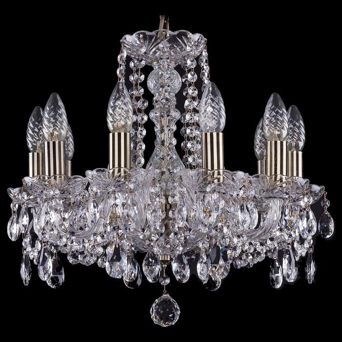 Фото Подвесная люстра Bohemia Ivele Crystal 1402 1402/10/141/Pa