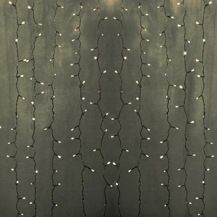 Фото Гирлянда Нить Неон-Найт Светодиодный Дождь 235-156-6