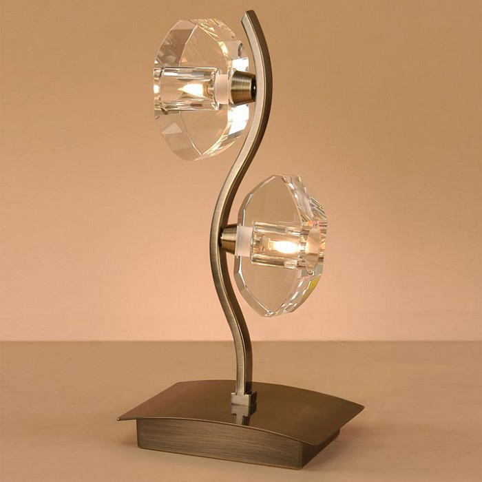 Фото Настольная лампа Mantra G9 220В 40Вт 2800-3200 K Alfa 0565