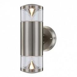 Светильник на штанге GloboСветильники на штанге<br>Артикул - GB_32029,Бренд - Globo (Австрия),Коллекция - Carme,Гарантия, месяцы - 24,Высота, мм - 265,Тип лампы - светодиодная [LED],Общее кол-во ламп - 2,Напряжение питания лампы, В - 230,Максимальная мощность лампы, Вт - 4.5,Лампы в комплекте - светодиодные [LED] GU10,Цвет плафонов и подвесок - неокрашенный,Тип поверхности плафонов - прозрачный,Материал плафонов и подвесок - поликарбонат,Цвет арматуры - сталь,Тип поверхности арматуры - глянцевый,Материал арматуры - нержавеющая сталь,Форма и тип колбы - полусферическая с рефлектором,Тип цоколя лампы - GU10,Класс электробезопасности - I,Общая мощность, Вт - 9,Степень пылевлагозащиты, IP - 44,Диапазон рабочих температур - от -40^C до +40^C<br>
