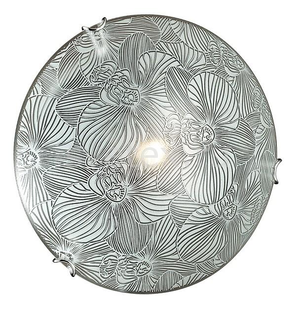 Накладной светильник SonexКруглые<br>Артикул - SN_177_K,Бренд - Sonex (Россия),Коллекция - Fulia,Гарантия, месяцы - 24,Выступ, мм - 100,Диаметр, мм - 300,Тип лампы - компактная люминесцентная [КЛЛ] ИЛИнакаливания ИЛИсветодиодная [LED],Общее кол-во ламп - 2,Напряжение питания лампы, В - 220,Максимальная мощность лампы, Вт - 60,Лампы в комплекте - отсутствуют,Цвет плафонов и подвесок - белый с хромированным рисунком,Тип поверхности плафонов - матовый,Материал плафонов и подвесок - стекло,Цвет арматуры - хром,Тип поверхности арматуры - глянцевый,Материал арматуры - металл,Количество плафонов - 1,Возможность подлючения диммера - можно, если установить лампу накаливания,Тип цоколя лампы - E27,Класс электробезопасности - I,Общая мощность, Вт - 120,Степень пылевлагозащиты, IP - 20,Диапазон рабочих температур - комнатная температура<br>