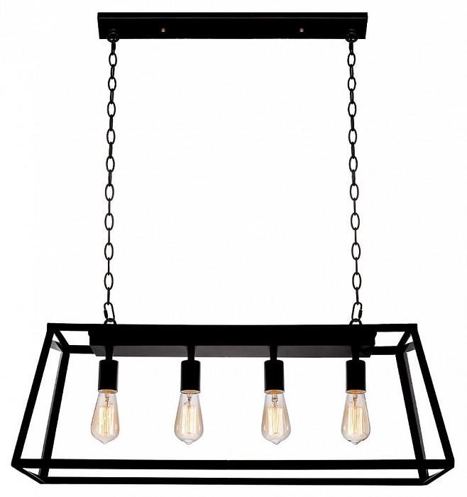 Подвесной светильник Loft itСветодиодные<br>Артикул - LF_LOFT3110C,Бренд - Loft it (Испания),Коллекция - 110,Гарантия, месяцы - 24,Длина, мм - 1180,Ширина, мм - 780,Высота, мм - 300-1000,Тип лампы - компактная люминесцентная [КЛЛ] ИЛИнакаливания ИЛИсветодиодная [LED],Общее кол-во ламп - 4,Напряжение питания лампы, В - 220,Максимальная мощность лампы, Вт - 60,Лампы в комплекте - отсутствуют,Цвет плафонов и подвесок - неокрашенный,Тип поверхности плафонов - прозрачный,Материал плафонов и подвесок - стекло,Цвет арматуры - черный,Тип поверхности арматуры - матовый,Материал арматуры - металл,Количество плафонов - 1,Возможность подлючения диммера - можно, если установить лампу накаливания,Тип цоколя лампы - E27,Класс электробезопасности - I,Общая мощность, Вт - 240,Степень пылевлагозащиты, IP - 20,Диапазон рабочих температур - комнатная температура,Дополнительные параметры - способ крепления светильника к потолку – на монтажной пластине<br>