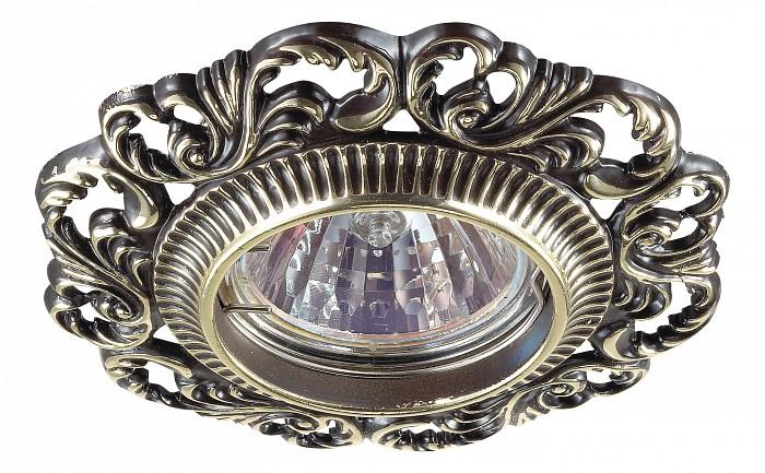 Фото Встраиваемый светильник Novotech Vintage 370026