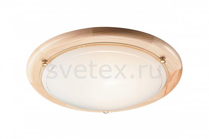 Накладной светильник SonexКруглые<br>Артикул - SN_273,Бренд - Sonex (Россия),Коллекция - Riga,Гарантия, месяцы - 24,Время изготовления, дней - 1,Диаметр, мм - 380,Тип лампы - компактная люминесцентная [КЛЛ] ИЛИнакаливания ИЛИсветодиодная [LED],Общее кол-во ламп - 2,Напряжение питания лампы, В - 220,Максимальная мощность лампы, Вт - 60,Лампы в комплекте - отсутствуют,Цвет плафонов и подвесок - белый,Тип поверхности плафонов - матовый,Материал плафонов и подвесок - стекло,Цвет арматуры - сосна,Тип поверхности арматуры - глянцевый,Материал арматуры - дерево, металл,Количество плафонов - 1,Возможность подлючения диммера - можно, если установить лампу накаливания,Тип цоколя лампы - E27,Класс электробезопасности - I,Общая мощность, Вт - 120,Степень пылевлагозащиты, IP - 20,Диапазон рабочих температур - комнатная температура<br>