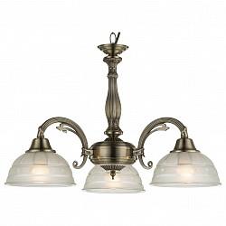 Подвесная люстра GloboНе более 4 ламп<br>Артикул - GB_60207-3,Бренд - Globo (Австрия),Коллекция - Horus,Гарантия, месяцы - 24,Высота, мм - 1200,Диаметр, мм - 560,Размер упаковки, мм - 445x400x230,Тип лампы - компактная люминесцентная [КЛЛ] ИЛИнакаливания ИЛИсветодиодная [LED],Общее кол-во ламп - 3,Напряжение питания лампы, В - 220,Максимальная мощность лампы, Вт - 60,Лампы в комплекте - отсутствуют,Цвет плафонов и подвесок - белый с рисунком,Тип поверхности плафонов - матовый,Материал плафонов и подвесок - стекло,Цвет арматуры - бронза античная,Тип поверхности арматуры - глянцевый, рельефный,Материал арматуры - металл,Возможность подлючения диммера - можно, если установить лампу накаливания,Тип цоколя лампы - E27,Класс электробезопасности - I,Общая мощность, Вт - 180,Степень пылевлагозащиты, IP - 20,Диапазон рабочих температур - комнатная температура,Дополнительные параметры - способ крепления светильника к потолку - на крюке<br>